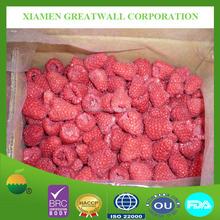 China brand frozen raspberry in autumn season
