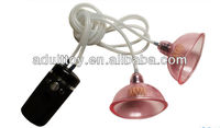 New arrival vibrating twin cup lady best breast enlargement