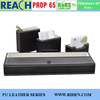 New Design PU Office Desk Leather Stationery Organizer Set with Pen Holder Card Holder