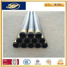 5 inch steel wire reinforcement rubber & concrete pump end hose