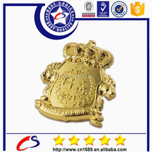 Craft and gift top quality imitation enamel custom Europe metal badge