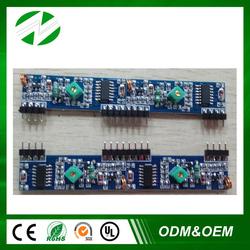 High quality HASL Fast pcb assembly high tg 170 pcba