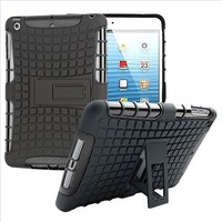 Heavy Duty Shockproof Hard Case For iPad Air 2