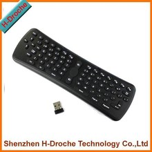 2.4G Wireless Air mouse android remote control for Android mini PC/google tv box MK808,809,802,UG802/007