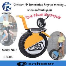 2015 Mototec Exclusive Design One Wheel Motorcycle single wheel scooter electric