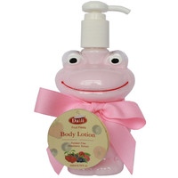 OEM Essentally enriched body lotion whitening body lotion victoria secret body lotion in a 260ml frog-shaped bottle