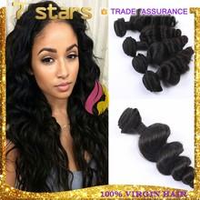 cheap hair weave selling real tangle free brazilian virgin human hair weaves grade virgin brazilian loose curl hair weave stock