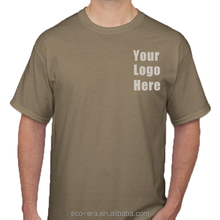 Custom Print 100% Cotton T shirt Company T shirt With Your Own Charm T shirt Design From China Clothing Manufacturer