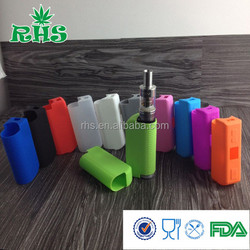 2015 new silicone rubber sleeve soft touching ipv mini silicone rubber sleeve