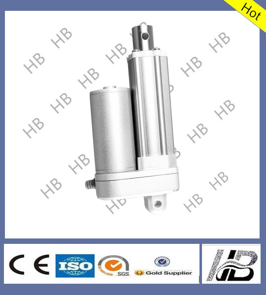 High speed electric linear motor 12volt dc electric piston for Waterproof dc motor 12v