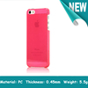 Whalesale high quality hard pc case for apple iphone 5S case cover, for iphone 5s, low MOQ,accept paypal
