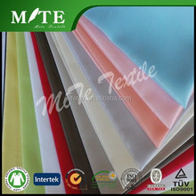 100% polyester 210T taffeta dyed