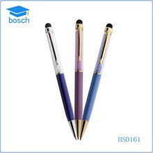office supply touch screen ball pen with customized logo