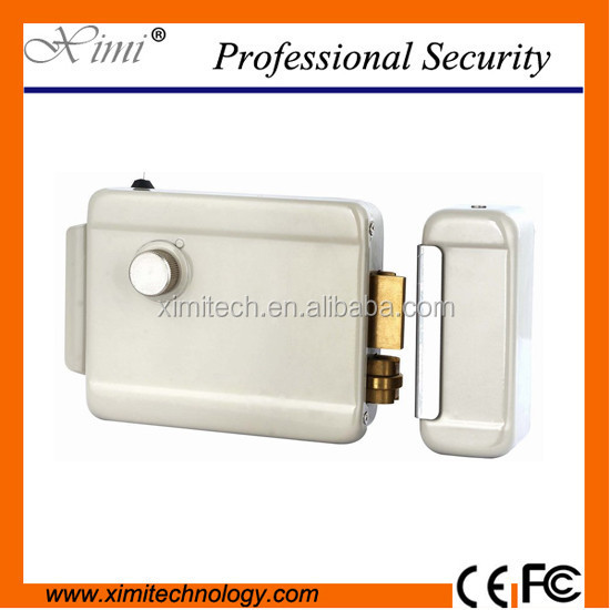 Different types of access control systems