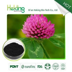 100% natural natural red clover extract powder/isoflavone.natural red clover extract powder/isoflavone