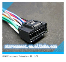 DVD Player speaker Wire Harness Plug Wire Harness For JVC