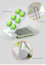 New products 2015 innovative product silicone car phone holder for electronics