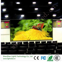 p4.81 rental rechargeable battery powered led sign custom led sign