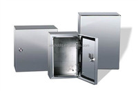 electrical box/galvanize electric box/sheet metal ip54 enclosure