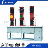 CE 25KA 1600A 40.5KV outdoor Vacuum Circuit Breaker For Distributing Substation
