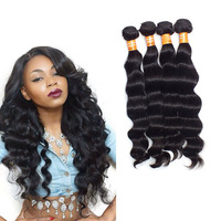 "8""-30"" 100% Human Hair Weft Cheap Price Virgin Indian Hair, Distributors Wanted Factory Wholesale Hair Weave"