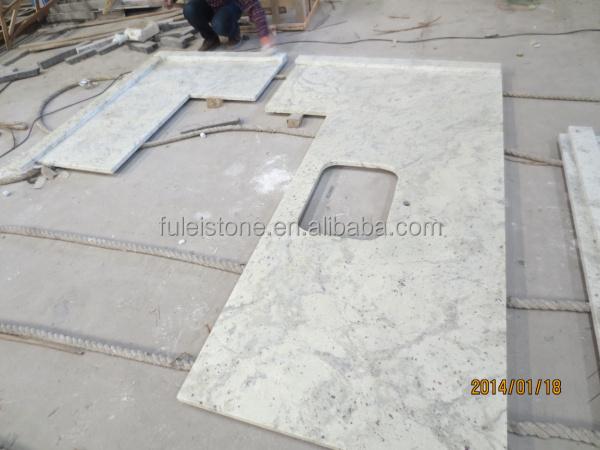 andromeda wei em granit harz k chenarbeitsplatte. Black Bedroom Furniture Sets. Home Design Ideas