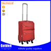 China Alibaba new products 2016 Best Selling Nylon telescopic Luggage Bag Big Capacity Traveling Trolley Luggage Wholesaler
