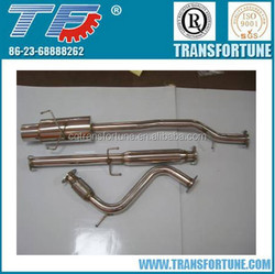 "Brand New TF-EC-019 4.5"" MUFFLER TIP CATBACK for 94-97 for HONDA for ACCORD DX/LX/EX/SE,CD3-6 H22/F22 4CYL"