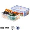 Four Compartments Kids Storage Box for Freshness Preservation