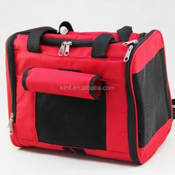 Eco friendly pet dog carrier bag