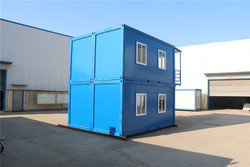 economical wood prefabricated shipping standard container homes for sale from india