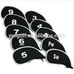 customized neoprene golf head cover for golf iron OEM