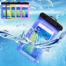 New Cool Diving Underwater Waterproof Case Universal Mobile Phone WaterProof Bag