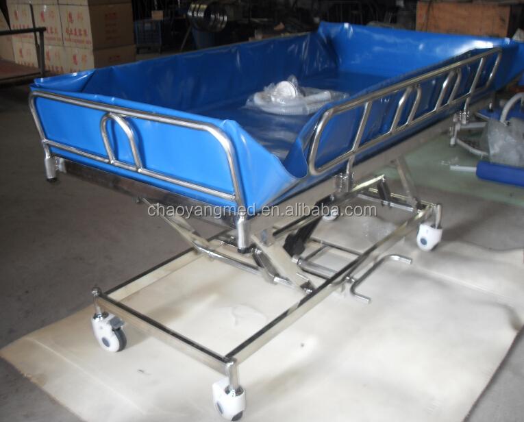 Hydraulic Medical Bath Bed Medical Water Bed Hospital