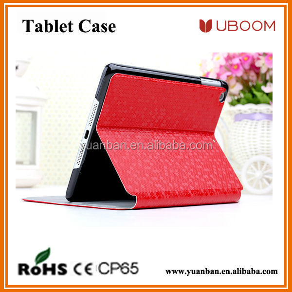 Auto Wake Sleep Function leather Case For Samsung Galaxy Tab 3 10.1inch
