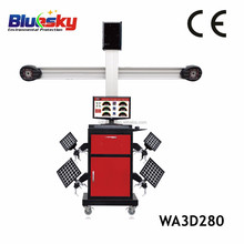 Wholesela price New Technology Mechanical Wheel Alignment/3d Wheel Alignment