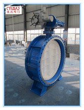 Big Size industrial Electric Actuator Valve manufacturers