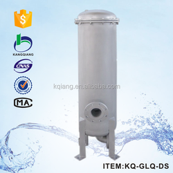 Large Capacity Custom Fabrication Duplex Bag Filters