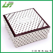 High quality white jewellery box,white paper jewellery box,white cardboard jewellery box wholesale in China