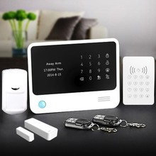 Burglar, Intruder, Anti-thief, Fire, Home/Shop/Store/Office Usage network ip based alarm system