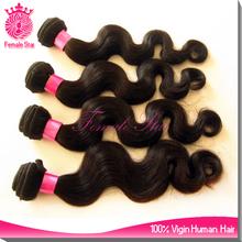 fantasy good pose hair weave peruvian body wave virgin human hair weave