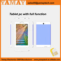 7 '' 3g androide mediados tableta móvil con Android 4.4 OS KitKat y MTK8312 CPU de doble núcleo