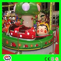 Direct manufacturer FRP mechanical indoor kids amusement park items rides for sale
