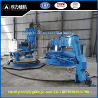 concrete drain pipe making machine of vertical vibration