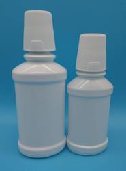 Mouthwash bottle plastic bottles for mouthwash packing factory price