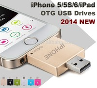 Free sample Highspeed OTG Usb Flash Drive for smartphone