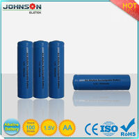 1.5v alkaline aa dry cell rechargeable battery