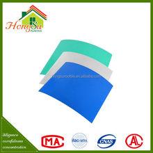 Good workmanship 100% waterproof rigid pvc plastic sheet
