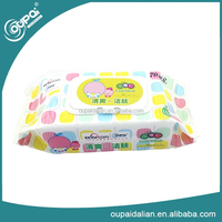 baby care goods tender soft mouth&hand baby wet wipe