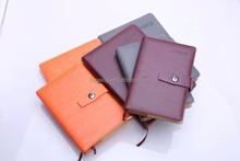 PU leather agenda notebook dairy/minutes book